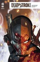 Couverture du livre « Deathstroke rebirth T.1 ; le professionnel » de Carlo Pagulayan et Christopher Priest et Joe Bennett aux éditions Urban Comics