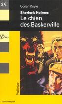 Couverture du livre « Sherlock holmes t.6 ; le chien des Baskerville » de Arthur Conan Doyle aux éditions J'ai Lu