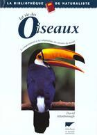 Couverture du livre « Vie Des Oiseaux (La) » de Attenborough David aux éditions Delachaux & Niestle