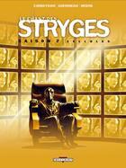 Couverture du livre « Le chant des stryges - saison 2 T.11 ; cellules » de Eric Corbeyran et Richard Guerineau aux éditions Delcourt