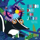 Couverture du livre « Un zoo dans mon jardin » de Flavia Garcia aux éditions Isatis