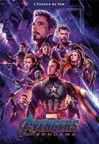 Couverture du livre « Avengers ; endgame ; Disney box-office ; l'histoire du film » de Disney aux éditions Disney Hachette