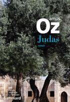 Couverture du livre « Judas » de Amos Oz aux éditions Gallimard