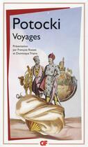 Couverture du livre « Voyages » de Jean Potocki aux éditions Flammarion