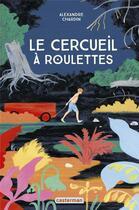 Couverture du livre « Le cercueil a roulettes » de Alexandre Chardin aux éditions Casterman