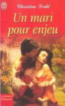 Couverture du livre « Un Mari Pour Enjeu » de Dodd Franck aux éditions J'ai Lu