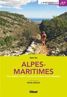 Couverture du livre « Dans les Alpes-Maritimes (2e édition) » de Michel Bricola aux éditions Glenat