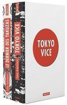 Couverture du livre « Tokyo vice ; le dernier des yakuzas » de Jake Adelstein aux éditions Points
