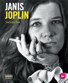 Couverture du livre « Janis Joplin » de Nathalie Yot aux éditions Hoebeke
