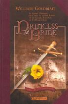Couverture du livre « Princess bride » de John Howe et William Goldman aux éditions Bragelonne
