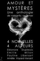 Couverture du livre « Amour et Mystères » de Pauline Libersart aux éditions Editions Laska