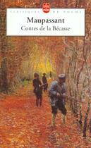 Couverture du livre « Contes de la bécasse » de Guy de Maupassant aux éditions Lgf