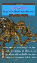 Couverture du livre « 20000 Lieues Sous Les Mers » de Jules Verne aux éditions Pocket