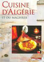 Couverture du livre « Cuisine d'algerie et du maghreb » de Amina Boutaleb aux éditions Paris-mediterranee