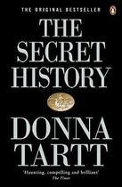 Couverture du livre « THE SECRET HISTORY » de Donna Tartt aux éditions Penguin Books Uk