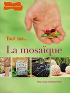 Couverture du livre « Tout sur la mosaïque » de Lassus/Niney aux éditions Dessain Et Tolra