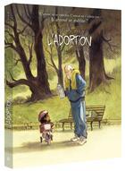 Couverture du livre « L'adoption ; COFFRET T.1 ET T.2 » de Zidrou et Arno Monin aux éditions Bamboo