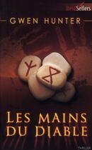 Couverture du livre « Les mains du diable » de Gwen Hunter aux éditions Harlequin