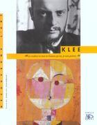 Couverture du livre « Paul klee » de Collectif aux éditions Cercle D'art