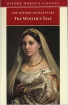 Couverture du livre « The winter's tale » de William Shakespeare aux éditions Oxford Up Elt