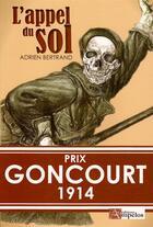 Couverture du livre « L'appel du sol » de Adrien Bertrand aux éditions Ampelos