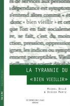 Couverture du livre « La tyrannie du