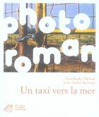 Couverture du livre « Un taxi vers la mer » de Abdelkader Djemai et Jean-Andre Bertozzi aux éditions Thierry Magnier