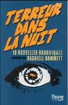 Couverture du livre « Terreur dans la nuit » de Dashiell Hammett aux éditions Fleuve Noir