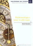 Couverture du livre « Mathematiques Pour La Physique » de Bourdaud aux éditions Diderot