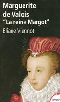 Couverture du livre « Marguerite de valois