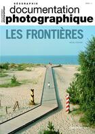 Couverture du livre « Les frontieres - n 8133 » de Michel Foucher aux éditions Cnrs