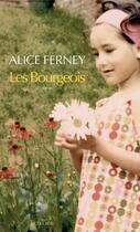 Couverture du livre « Les Bourgeois » de Alice Ferney aux éditions Actes Sud