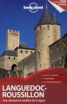 Couverture du livre « L'essentiel du Languedoc-Roussillon » de Emmanuel Dautant aux éditions Lonely Planet France