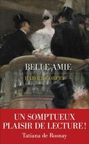 Couverture du livre « Belle-amie » de Harold Cobert aux éditions Les Escales