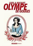 Couverture du livre « Olympe de Gouges » de Catel aux éditions Casterman