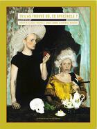 Couverture du livre « Tu l'as trouvé où, ce spectacle ? ; précis de glanage théâtral » de Agnes Limbos et Veronika Mabardi aux éditions Editions De L'oeil