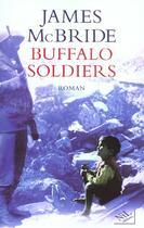 Couverture du livre « Buffalo soldiers » de James Mcbride aux éditions Nil