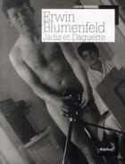 Couverture du livre « Jadis et Daguerre » de Erwin Blumenfeld aux éditions Textuel