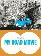Couverture du livre « My road movie » de Nylso aux éditions Misma