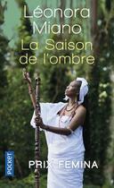 Couverture du livre « La saison de l'ombre » de Leonora Miano aux éditions Pocket