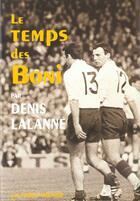 Couverture du livre « Le temps des boni » de Denis Lalanne aux éditions Table Ronde