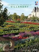 Couverture du livre « Les jardins de Villandry » de Philippe Leveque et Sonia Lesot aux éditions Eugen Ulmer