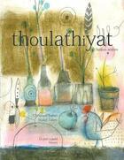 Couverture du livre « Thoulathiyat ; haïkus arabes » de Walid Taher et Christian Tortel aux éditions Le Port A Jauni