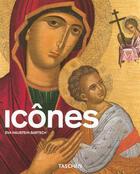 Couverture du livre « Icônes » de Eva Haustein-Bartsch aux éditions Taschen