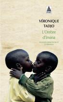 Couverture du livre « L'ombre d'Imana ; voyages jusqu'au bout du Rwanda » de Véronique Tadjo aux éditions Actes Sud