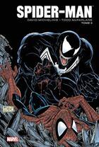 Couverture du livre « The amazing Spider-Man par McFarlane T.2 » de David Michelinie et Todd Mcfarlane aux éditions Panini