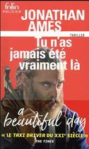 Couverture du livre « Tu n'as jamais été vraiment là » de Jonathan Ames aux éditions Gallimard