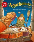 Couverture du livre « Agathabaga la sorcière ; le secret de la momie » de Arthur Tenor et Valerie Michaut aux éditions Lito