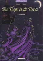 Couverture du livre « De cape et de crocs T.5 ; Jean sans Lune » de Alain Ayroles et Jean-Luc Masbou aux éditions Delcourt