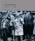 Couverture du livre « Gerhard Richter Catalogue Raisonne Volume 1 - 1962-1968 /Anglais/Allemand » de Elger Dietmar aux éditions Hatje Cantz